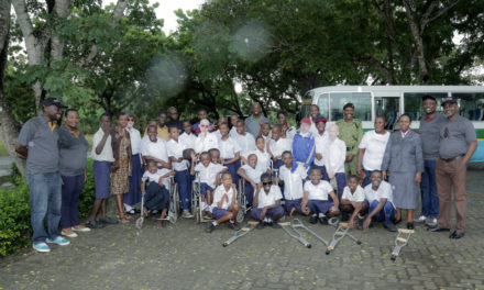 TVP Supports 'Salvation Army' Students to Visit Bagamoyo historical Sites