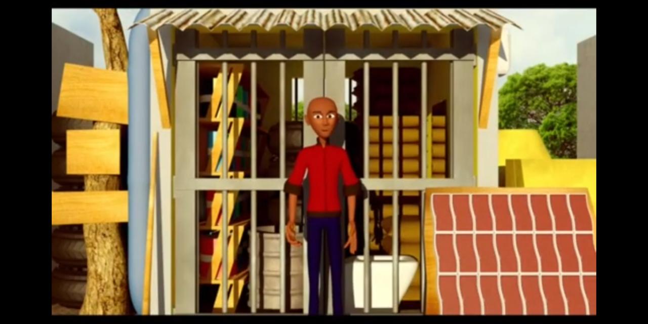 True Vision Production na matangazo ya 3D animation