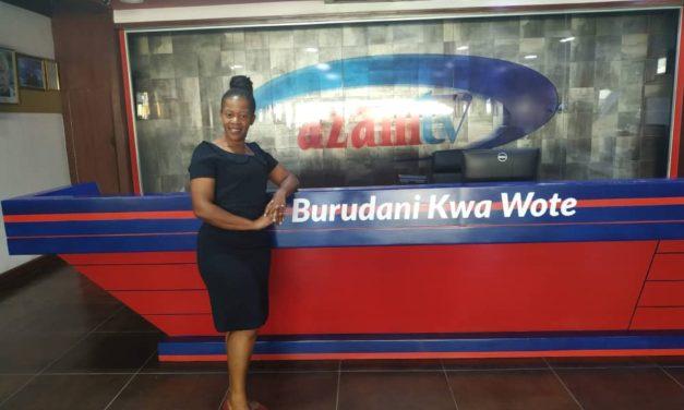 Sophia Mgaza: 90% ya Uongozi nimejifunza True Vision Production.
