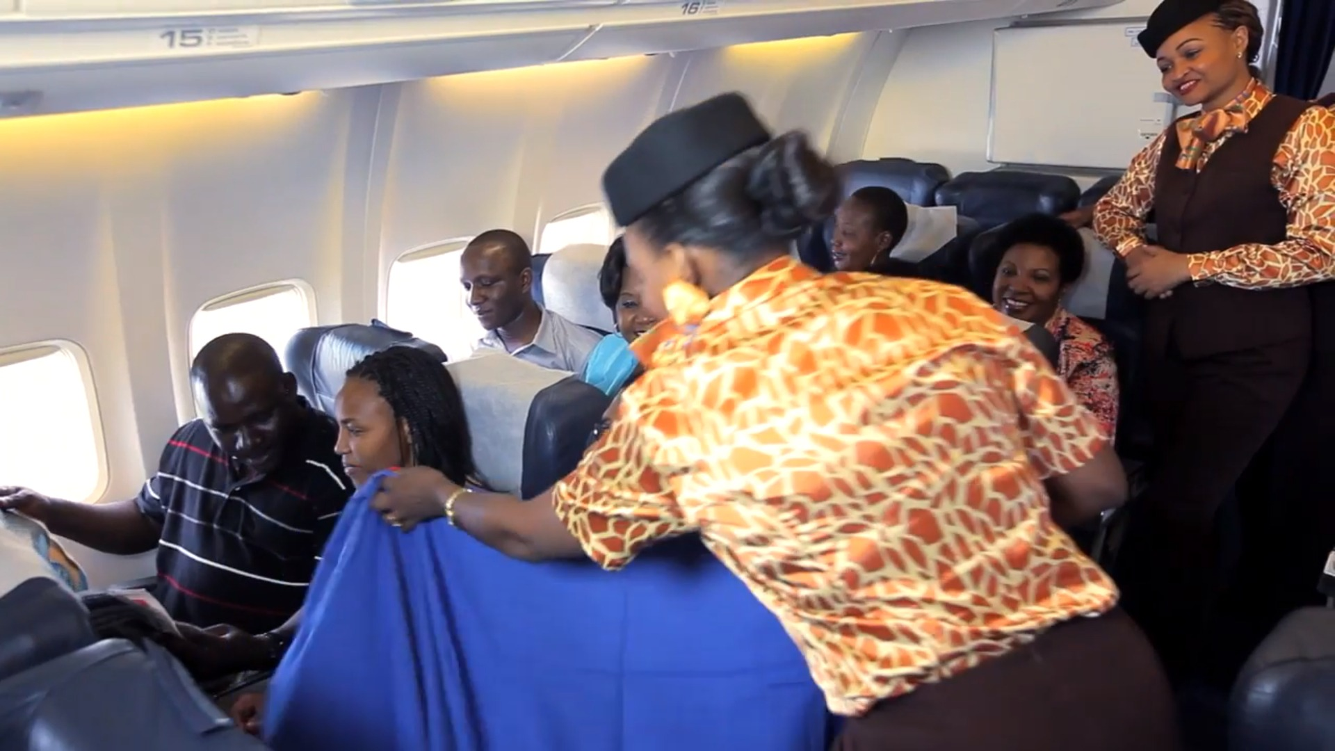 Air Tanzania Promo Video
