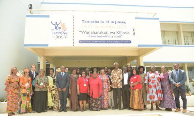 True Vision Production na Tamasha la 14 la Jinsia la TGNP Mtandao